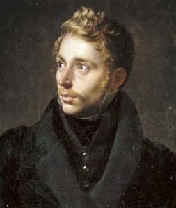 """Girodet's """"Portrait of Jacques-Joseph de Cathelineau"""""""