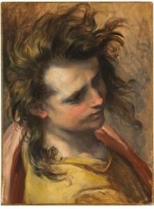 "Barocci's ""Head of Saint John the Evangelist"""