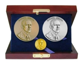 Inaugural medals