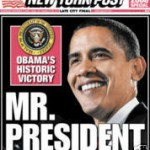 New York Post day after election