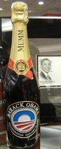 Obama Champagne