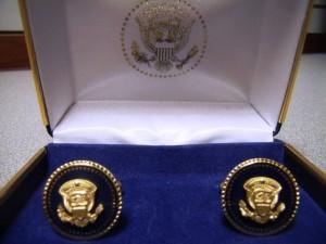 Obama cuff links