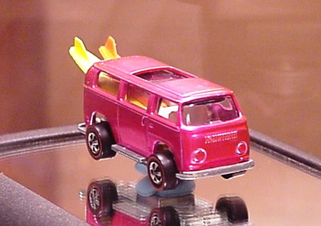 The legendary pink Rear Loading Beach Bomb prototype