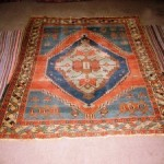 Bakshaish village rug
