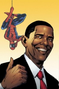 Amazing Spiderman #583, Obama Variant