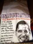 Obama inaugural T-shirt