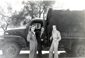 Photo from Lt. Reichard's album