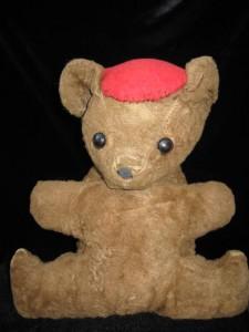 1940s teddy bear