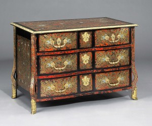 Early-18th-century Louis XIV commode
