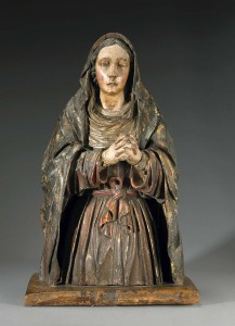 16th-century Spanish Madonna