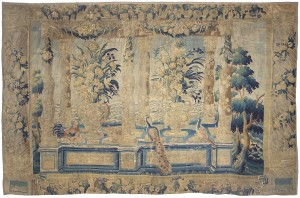 17th-century Brussels tapestry