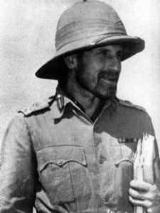 "In Operation Longcloth, 3,000 Chindits (a ""long range penetration group""), under British Gen. Orde Wingate, began their march into Burma on this day in 1943. (Public Domain)"