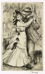 "Renoir's ""La Danse"""