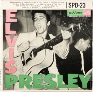 Elvis record set