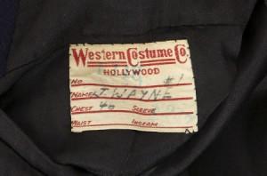 Wayne coat tag