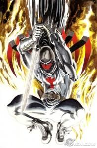 Arael: Death's Dark Knight #1