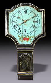 George III tavern clock