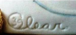 Emma Clear Signature, 1939