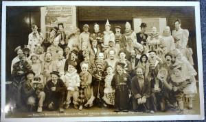 Everyone loves a circus clown
