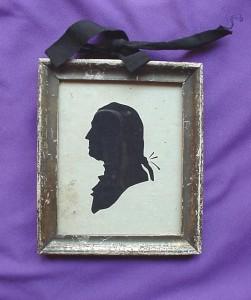 George Washinton silhouette