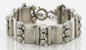 Hector Aguilar Art Deco bracelet
