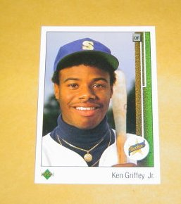 Ken Griffey Jr. rookie card