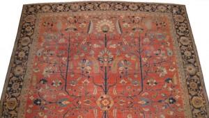 Persian Serapi carpet, circa 1900