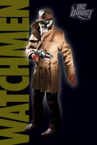 Rorschach 1:6 scale deluxe collector figure