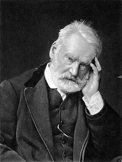 Photogravure of Victor Hugo, 1883.
