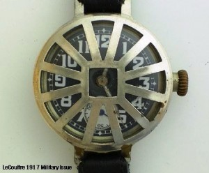LeCoultre 1917 military issue.
