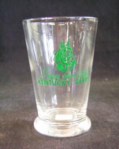 1945 shot glass