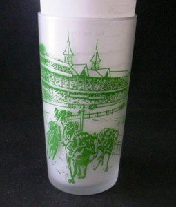 1950 mint-julep glass