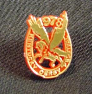 1978 Pegasus pin