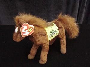 Beanie Baby 123rd derby horse
