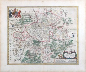 1647 Blaeu map