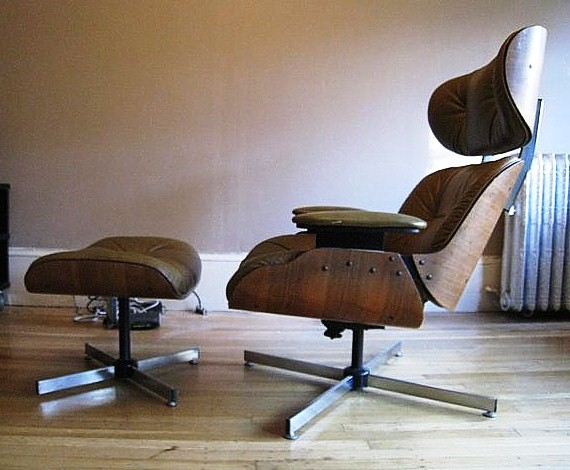 The Iconic Eames Lounge Chair Is That One Real Or Fake