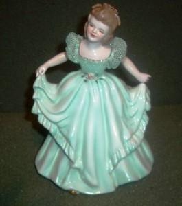 Florence Ceramics' Rose Marie