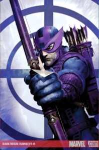 Dark Reign: Hawkeye #1 of 5