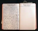 May 26, 1943 Diary Page