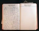 May 28, 1943 Diary Page