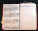 May 30, 1943 Diary Page