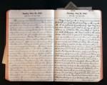 May 31, 1943 Diary Page