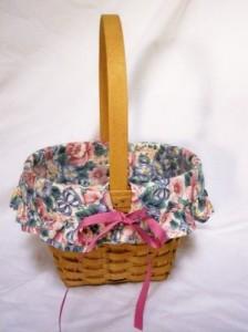Longaberger Mother's Day basket