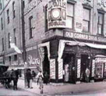 Old Corner Drugstore