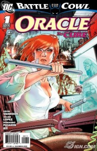 Oracle; The Cure #1