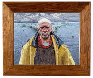 "Timur Akhriev's ""Portrait of a Lobsterman"""