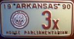 Arkansas House Parlament