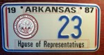 Arkasas House of Representatives