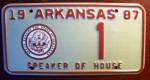 Arkansas Speaker of the House