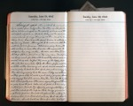 June 19, 1943 Diary Page